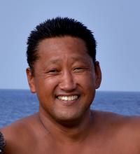 久米島ダイビングサービス ドラゴンナイト 井出