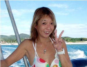 久米島ダイビングサービス ドラゴンナイト なな